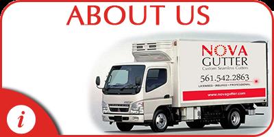 Gutter Company Nova Gutter Corporation Boca Raton Fl